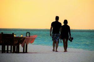 Beach Sea Table Para The Coast  - pasja1000 / Pixabay
